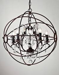 iron chandeliers with chandelier amusing crystal orb chandelier foucault chandelier replica round brown chandeliers and black candle design