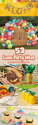 Best 25 Summer Party Themes Ideas On Pinterest  Backyard Games Cocktail Party Themes For Adults