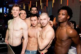 London gay cruising spots