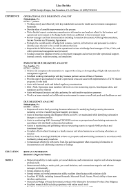 Due Diligence Analyst Resume Samples Velvet Jobs