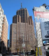 the att long distance building in new york ny contains over 11 million square feet of office space image wikipedia user jim henderson art deco office building