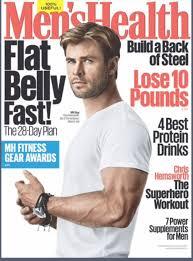 chris hemsworth workout chris hemsworth thor celebrity workout celebrity fitness men s health