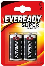 <b>ENERGIZER Батарейка</b> Eveready <b>Super</b> Heavy Duty C/<b>R14</b> 2шт