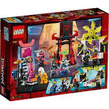 Mô hình đồ chơi lắp ráp LEGO NINJAGO Sàn Đấu Game Thủ 71708 ( 218 chi tiết  ) - Lắp ghép, Xếp hình