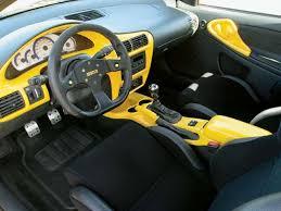 0311 04z chevrolet cavalier turbo sport front interior view