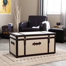 Hammary Hidden Treasures Trunk Coffee Table Rustic Square Coffee Table Rustic Trunk Coffee Table With Storage