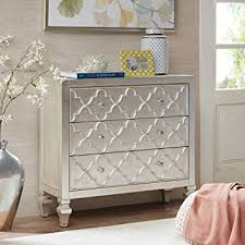 silver chest of drawers. Amazoncom Madison Park Somerset Chest Antique Silver See Below Home Kitchen In Of Drawers