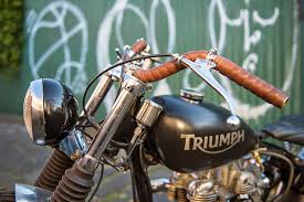 under the influence pre unit triumph tiger return of the cafe racers