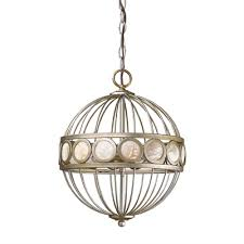 acclaim lighting aria 3 light globe chandelier