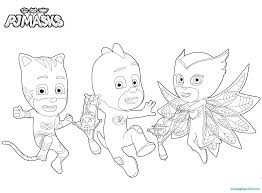 Our coloring pages offer younger children wonderful opportunities to develop their creativity and work their pencil grip in preparation for learning how to write. Pj Masks Coloring Pages 105 Picture Pj Masks Coloring Pages 105 Wallpaper