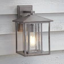 ashby outdoor wall lantern