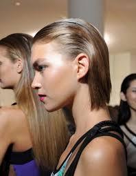 Coiffure Cheveux Mouillés Plaqués En Arrière 15 Idées De
