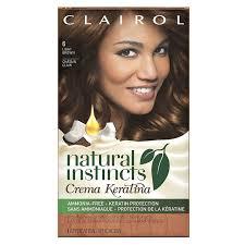 Clairol Natural Instincts Crema Keratina Hair