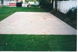 concrete patio costs per square foot average patio cost patio over concrete the cost of a