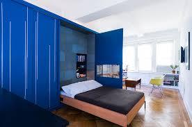 Tiny Unfolding Studio Apartment In Manhattan. Tiny Folding Micro Apartment  New York