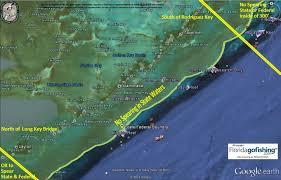 Key Largo Fishing Charts Florida Keys Islands Map Printable Maps