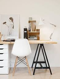 77 Gorgeous Examples of Scandinavian Interior Design. TripodOffice IdeasOffice  InspoDesk ...