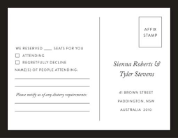 plain rsvp cards rsvp cards australias best local designs printed by paperlust