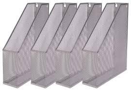 ybm home silver mesh wall mount file
