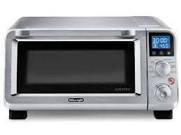 In a convection oven, however, fans blow hot air around so the temperature is equalized throughout the oven. Livenza 9 In 1 Air Fryer Convection Oven Broil Bake Roast Eo141164m De Longhi Us