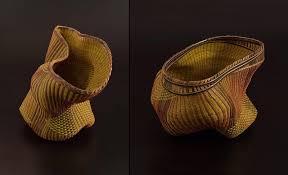 POLLY ADAMS SUTTON - Polly Adams Sutton-Sculptural Basketry