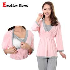 <b>Emotion Moms</b> maternity clothes maternity nightgown breastfeeding ...