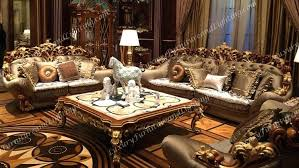 Italian Living Room Decor