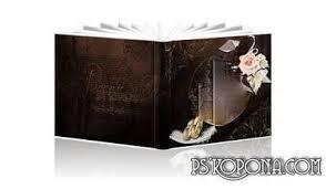 wedding book cover template romantic photobook template psd wedding flowers