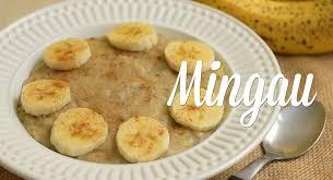 Resultado de imagem para comendo mingau