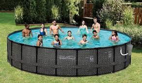 summer waves elite 20 ft round pool
