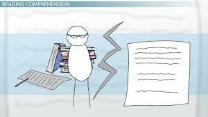 gre reading comprehension question types video lesson gre reading comprehension question types video lesson transcript com