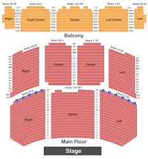 Seating Chart Paramount Theater Aurora Il Jay Lenoapril 13 2018 Tickets Comparaison In Aurora At