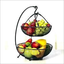 countertop fruit baskets kitchen fruit basket storage containers baskets
