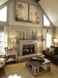 Superb Living Room Vaulted Ceilings Decorating Ideas Part 3