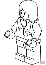 Download Coloring Pages. Doctor Coloring Pages: Doctor Coloring ...