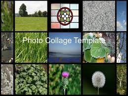 photo collage template powerpoint photo collage template