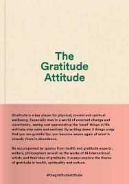 the gratitude attitude website about the gratitude attitude