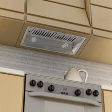 Kitchen High Performance Ventilation Solutions With Range Hood - Kitchen hood exhaust fan