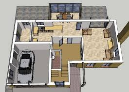 new build bedroom house ground floor plan james matley architect 4 bedroom house designs uk