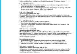 Resume Beautiful Beauty Advisor Resume That Brings You To Your