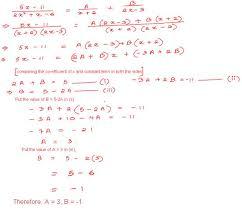 partial fraction
