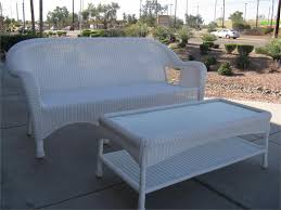 Patio Astonishing White Wicker Patio Furniture Clearance Wicker White Resin Wicker Outdoor Furniture