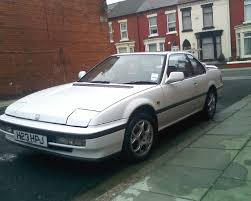1991 Honda Prelude iv (bb) – pictures, information and specs ...