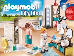 Playmobil City Life Badezimmer 9268 Migros