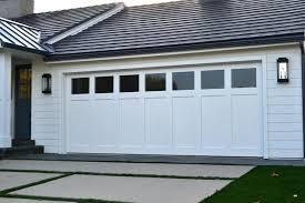contemporary garage doors double garage doors sizes contemporary glass garage door
