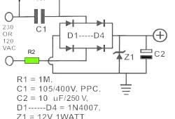 psu author at power supply circuits page 2 of 28 12v dc power supply out transformer
