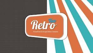 Retro One Retro Google Slides Powerpoint Presentation