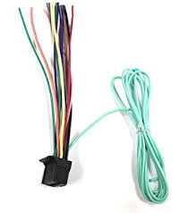 amazon com pioneer wire harness avhp1400dvd avhp2400bt avhx4500bt pioneer avh-p3400bh wiring diagram at Pioneer Avh P1400dvd Wiring Harness