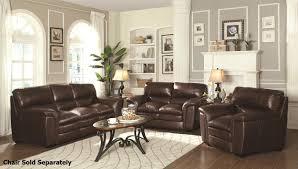 brown leather sofa sets. Unique Sets Burton Brown Leather Sofa And Loveseat Set To Sets B