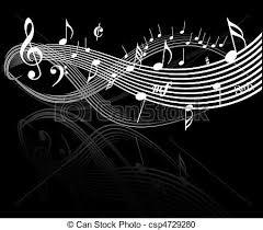 black background design music. Exellent Black Music Theme  Csp4729280 Intended Black Background Design E